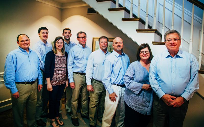 OxyShark mcfadden engineering leadership team