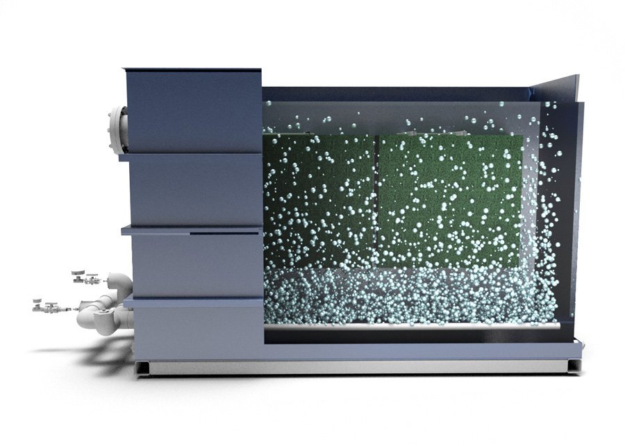 OxyShark membrane bioreactor media